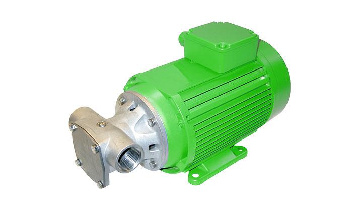 LIV - Impeller pumps - LUKRA Pumpen